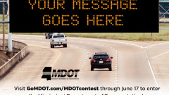 It's back again! MDOT sponsors Safety Message Contest