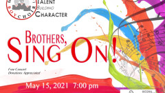 Mississippi Boychoir Announces Spring Concert - Brothers, Sing On!