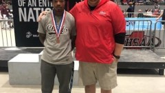 Moore places third in 2A Weightlifting State Championship
