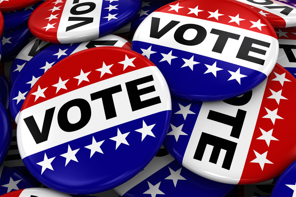 April 6 is Primary Election Day