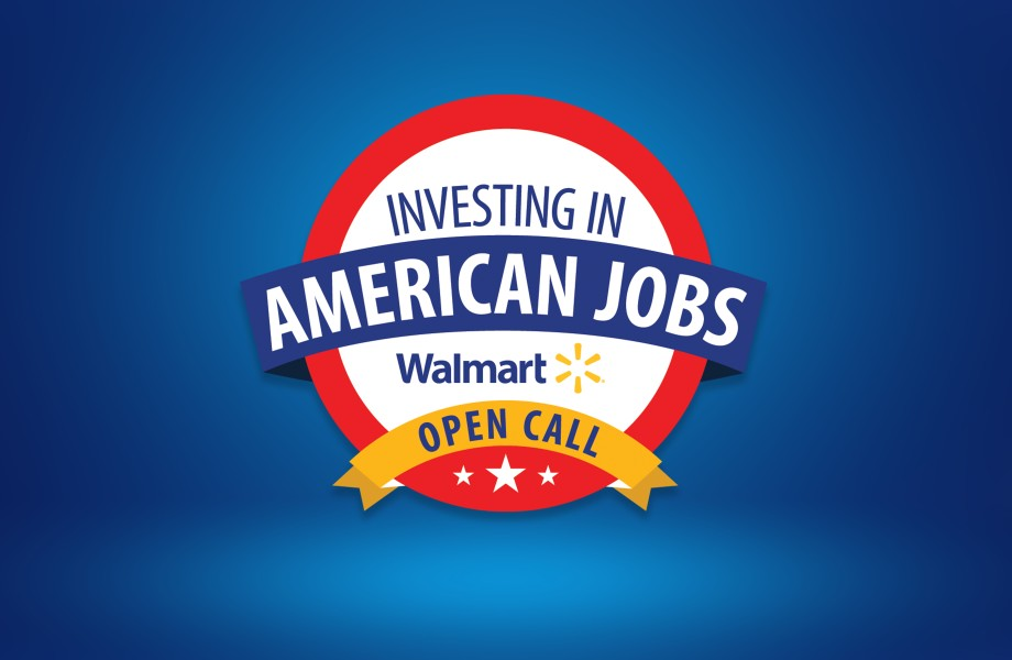 Last Call for Open Call! Deadline to apply for Walmart's Annual Open Call…