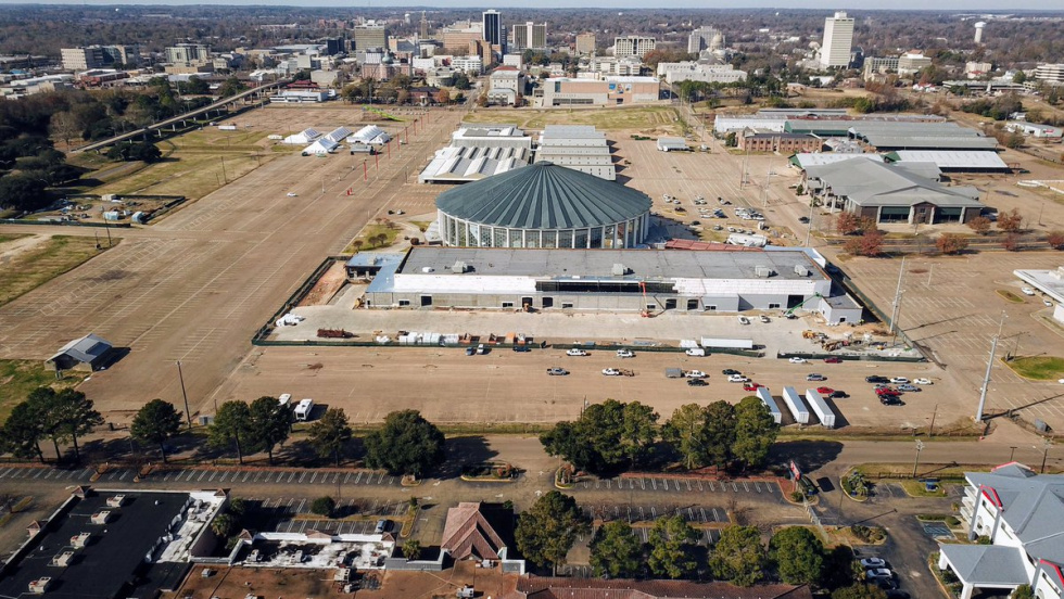 New Trade Mart to Host Mississippi's Largest-Ever Outdoor Show