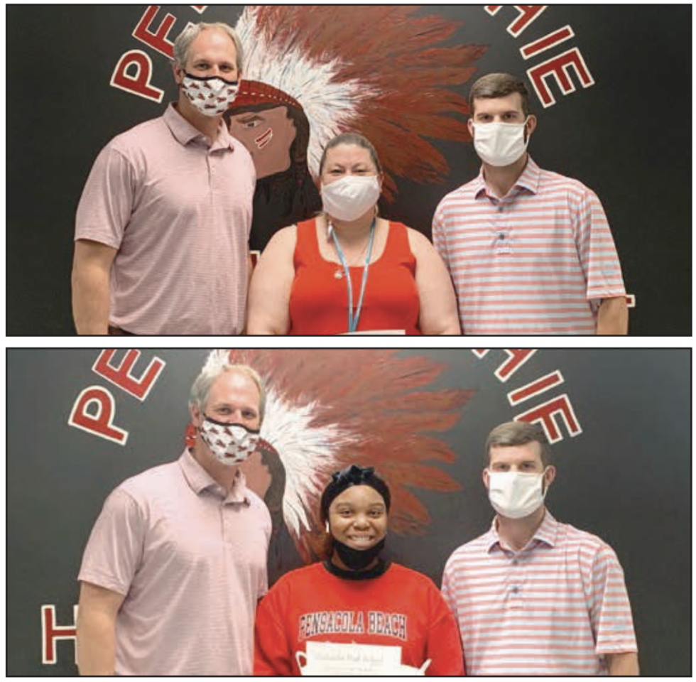 PHS names Student and Teacher of the Month