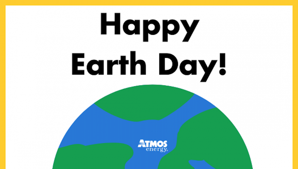Planting Trees to Celebrate Earth Day? Atmos Energy Reminds Residents…