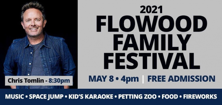 Flowood Family Festival May 8th